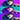 08 Violet & bleu