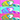 16 Solarisation colorée